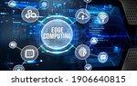 internet  business  technology... | Shutterstock . vector #1906640815