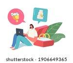 marriage event organization ... | Shutterstock .eps vector #1906649365