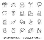 international woman s day line...   Shutterstock .eps vector #1906657258