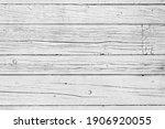 Wooden Background. Old Black...