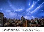 Thunder Storm With Various...