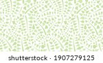 organic motif  botanical motif... | Shutterstock .eps vector #1907279125
