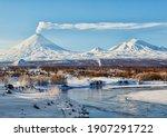 Russia Kamchatka Peninsula....