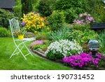 Garden  Romance  Idyll  Spring