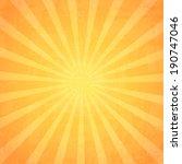 Sun Sunburst Texture Vintage...
