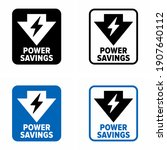 """""""power savings"""" electricity and ... 