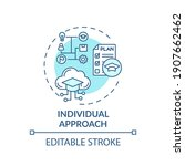 individual approach concept...   Shutterstock .eps vector #1907662462