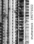 windows office building... | Shutterstock . vector #190771022