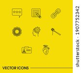pack icons set with editor ...
