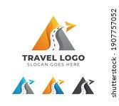 modern logo design of abstract...   Shutterstock .eps vector #1907757052