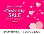 3d happy valentine day discount ...   Shutterstock .eps vector #1907791228