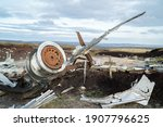 Abandoned B29 Ww2 American As...