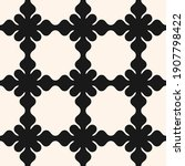 raster seamless pattern  floral ...   Shutterstock . vector #1907798422