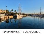 An Historic Sailing Ship At The ...
