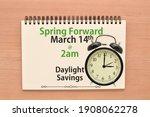Daylight Savings Spring Forward ...