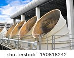 Cooling Tower Of Air...