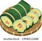 vietnamese new year traditional ...   Shutterstock .eps vector #1908312688