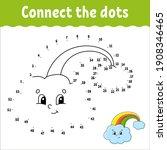 Dot To Dot Game. St. Patrick's...
