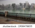A Big Lake With Many Beautiful...