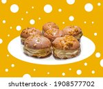 A Donuts Idea On Abstract...