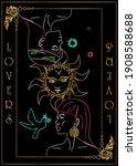 the illustration   card for...   Shutterstock .eps vector #1908588688