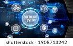 internet  business  technology... | Shutterstock . vector #1908713242