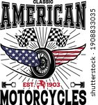 Classic American Motorcycles  ...