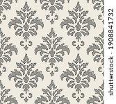 vector seamless pattern.... | Shutterstock .eps vector #1908841732