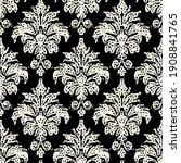 vector seamless pattern.... | Shutterstock .eps vector #1908841765
