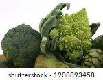 Romanesque Cauliflower Green...