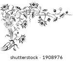 element for design  corner... | Shutterstock . vector #1908976