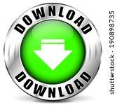 vector illustration of green...   Shutterstock .eps vector #190898735