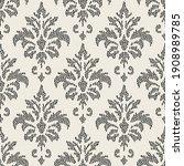 vector seamless pattern.... | Shutterstock .eps vector #1908989785