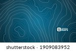 the stylized height of the... | Shutterstock .eps vector #1909083952