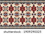 abstract  traditional cloth...   Shutterstock .eps vector #1909290325