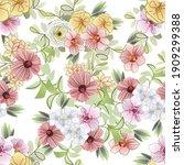 abstract elegance seamless...   Shutterstock .eps vector #1909299388