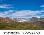 Atmospheric Mountain Scenery...