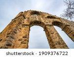 The Aqueduct Of Aspendos...