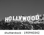 los angeles  ca   november 19 ... | Shutterstock . vector #190940342