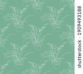 beautiful seamless cool gentle...   Shutterstock .eps vector #1909493188