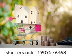 Many Houses In A Trolley And...
