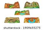 Set Of Vector Landscapes For...