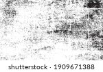 rough black and white texture... | Shutterstock .eps vector #1909671388