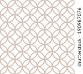 Seamless Geometric Pattern Of...