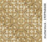 grid seamless pattern. vector...   Shutterstock .eps vector #1909968688