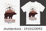 adventure t shirt design....   Shutterstock .eps vector #1910123092