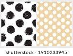 simple geometric seamless... | Shutterstock .eps vector #1910233945