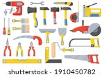 construction tools set....   Shutterstock .eps vector #1910450782