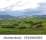 the green hills in cacapava... | Shutterstock . vector #1910462002