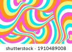 Psychedelic Groovy Wave...